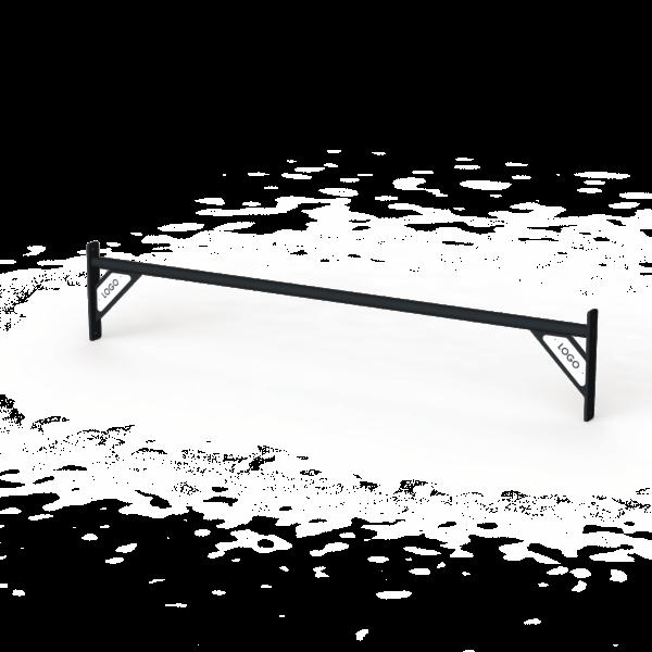 English Ladder Side Bar 168 cm